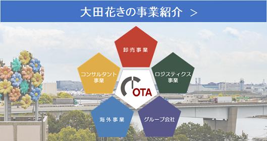 大田花きの事業紹介
