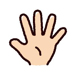 illustkun-03607-finger